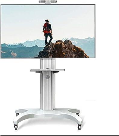 xue Rolling TV Stand Mueble para la televisión y, para 45 – 70 pulgadas a LED LCD