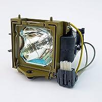 CTLAMP SP-LAMP-017 Replacement Projector Lamp SP-LAMP-017 Compatible Bulb With Housing for INFOCUS LP540 / LP640 / LS5000 / SP5000 / C160 / C180 Projector