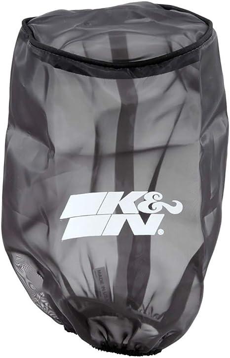 K N Re 0820 Waschbarer Und Wiederverwendbarer Kfz Und Motorrad Gummi Universalluftfilter Auto