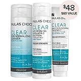 Paula's Choice-CLEAR Regular Strength Acne Kit-2% Salicylic Acid &...