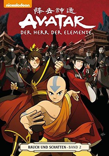 Avatar  Der Herr Der Elemente Comicband 12  Rauch Und Schatten 2