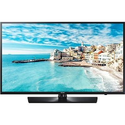 "Samsung 690 HG43NF690UF 43"" 2160p LED-LCD TV - 16:9 - 4K UHDTV - Black - ATSC - 3840 x 2160 - Dolby Digital Plus - 20 W RMS - LED Backlight - Smart TV - 3 x HDMI - USB - Ethernet - Wireless LAN -"