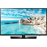 "Samsung 690 HG43NF690UF 43"" 2160p LED-LCD TV - 16:9 - 4K UHDTV - Black - ATSC - 3840 x 2160 - Dolby Digital Plus - 20 W RMS - LED Backlight - Smart TV - 3 x HDMI - USB - Ethernet - Wireless LAN -"