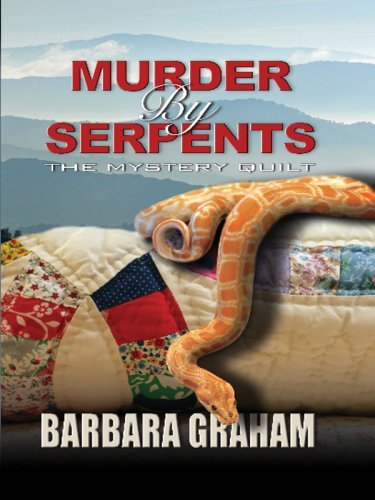 Murder by Serpents (Five Star Mystery Series Book 1)