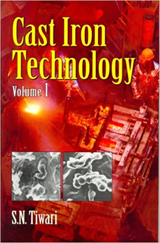Book Cast Iron Technology, Vol.1 (HB)