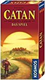 Kosmos Catan - Ergänzung für 5-6 Spieler, neue Edition, Strategiespiel