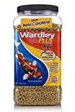HARTZ Wardley Plus Koi Color Enhancing Pond Fish Food Pellets - 2.8lb