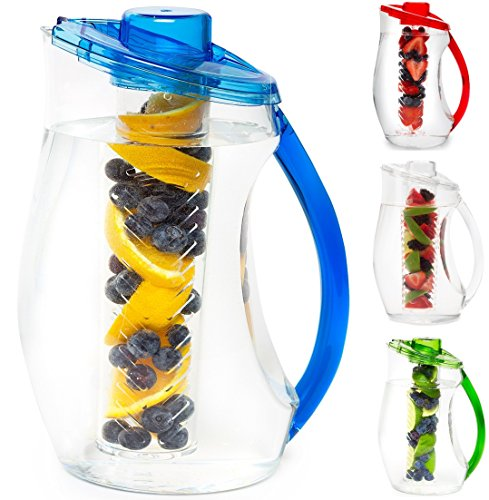 fruit infuser pitcher - 3