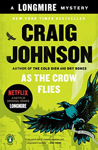 As the Crow Flies: A Longmire Mystery