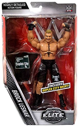 Mattel Collection Lesnar Gamestop Exclusive