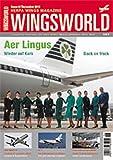 Herpa 205177 Herpa Wingsworld Magazine 2011 December 2012 January Aer Lingus