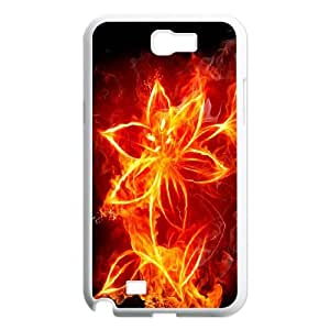 Order Case Fire The flame of the song For Samsung Galaxy Note 2 N7100 U3P252490
