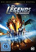 DC's Legends of Tomorrow - 1. Staffel