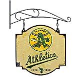 MLB Oakland Athletics Men's Tavern Sign, Large, Green