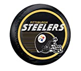 spare tire cover steelers - NFL Pittsburgh Steelers Spare Tire Cover