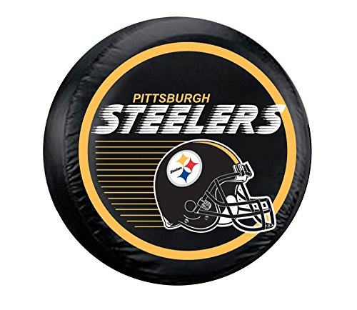 NFL Pittsburgh Steelers Spare Tire Cover ()