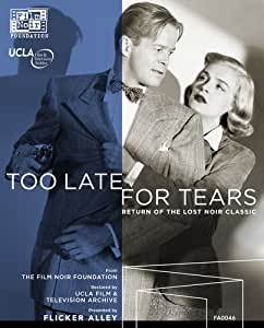 Too Late for Tears (Newly Restored) [Blu-ray/DVD]