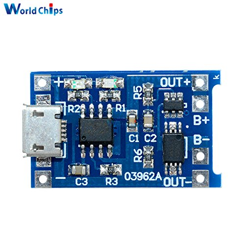 TP4056 Charging Board Charger for Module Arduino - 6