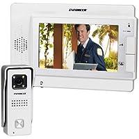 Seco-Larm DP-234Q Hands-Free Color Video Door Phone