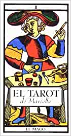Cartas del Tarot de Marsella y manual explicativo Tabla de ...