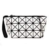 Women'S Bag Plaid Diamond Shoulder Bag Colorful Baby Bag Clutch Bag