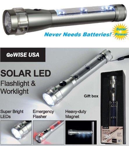 GoWISE USA Flashlight Aluminum GW29000