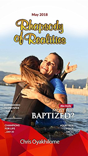 (Rhapsody of Realities May 2018 Edition)