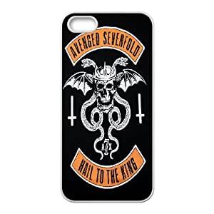 iPhone 5,5S Phone Case Avenged Sevenfold NDS3106