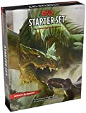Book cover from Dungeons & Dragons Starter Set: Fantasy D&D Roleplaying Game 5th Edition (RPG Boxed Game) by Wizards RPG Team