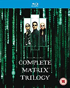 The Complete Matrix Trilogy (The Matrix / The Matrix Reloaded / The Matrix Revolutions) [Blu-ray]