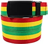 SlideBelts Canvas Ratchet Belts - Custom Fit