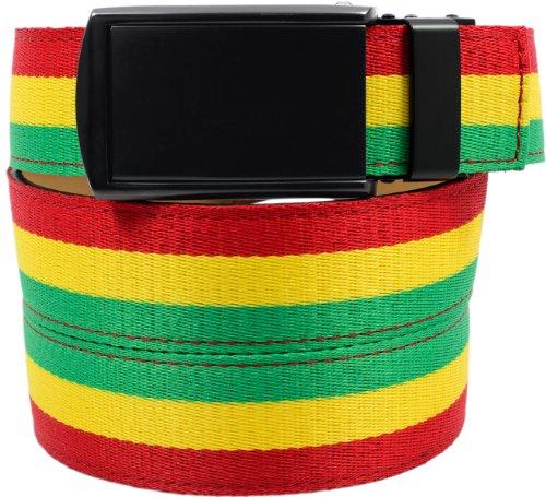 Large Product Image of SlideBelts Canvas Ratchet Belts - Custom Fit