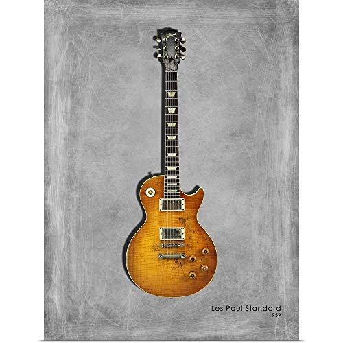 GREATBIGCANVAS Poster Print Entitled Gibson Les Paul Standard 1959 by Mark Rogan 30