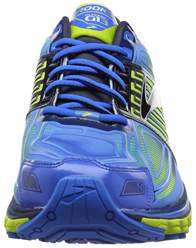Brooks Herren Glycerin 13 Elektrische blaue Limonade / Lime Punch / Kleid Blues