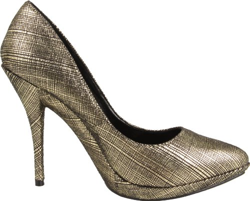 Michael Antonio Mujeres Latisha Pump Gold