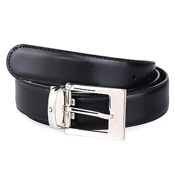 Montblanc ceinture réversible - MB9774  Amazon.fr  Fournitures de bureau 0c880bf42bc