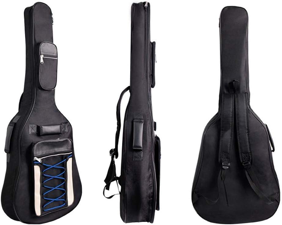 YXIAOn Funda de guitarra para 40/41 pulgadas, funda de guitarra ...