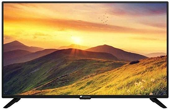 Continental edison TV 43 4k uhd (3840 x 2160) 4*HDMI 1*USB: Amazon.es: Electrónica