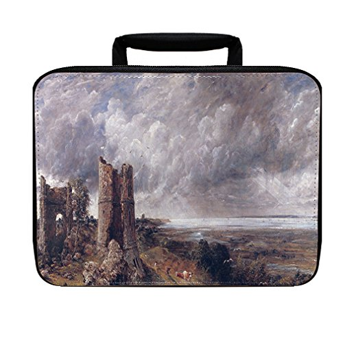 Hadleigh Castle (Constable) Insulated Lunch Box Bag - Hadleigh Castle