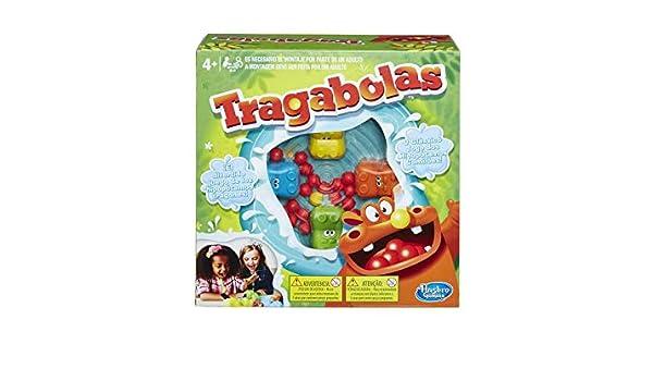 Hasbro Juego Mesa Tragabolas Gaming 98936175: Amazon.es: Juguetes ...