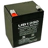 UB1250 SLA Battery 12 Volt 5 AMP Hours [Electronics]