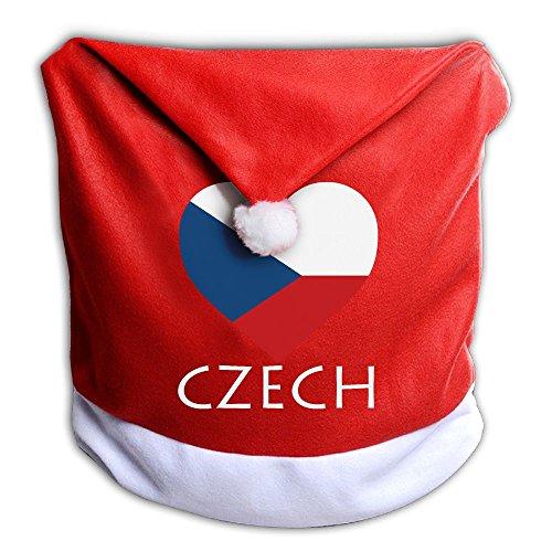 Czech Republic Flag Heart - 6