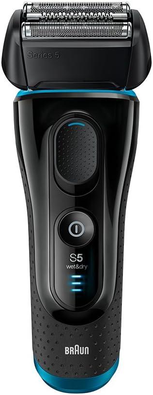 ブラウン シリーズ5 5140s メンズシェーバー 4カットシステム 密着3Dヘッド/人工知能/お風呂剃り/水洗い 5140s【Amazon.co.jp 限定】