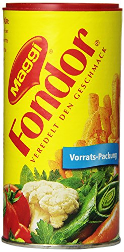Maggi Fondor Seasoning (All Purpose Seasoning Salt), 7 Ounce Shaker