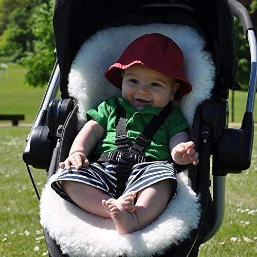Baa Baby British Lambskin Liner - White All Style