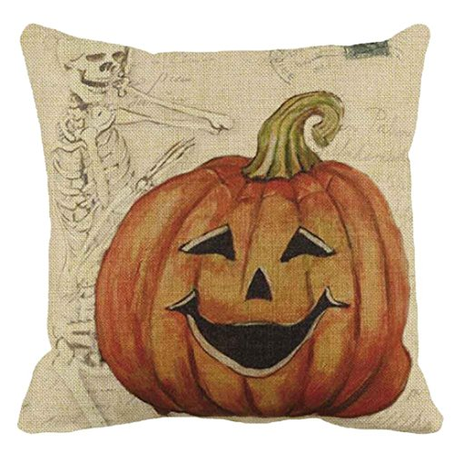SMTSMT 2016 Halloween Cushion Case Pillowcase-18'' * 18