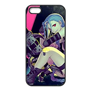 Sexy Cool Girl Black iPhone 5S case