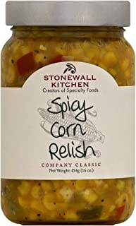 product image for Stonewall Kitchen Spicy Corn Relish - 16 oz