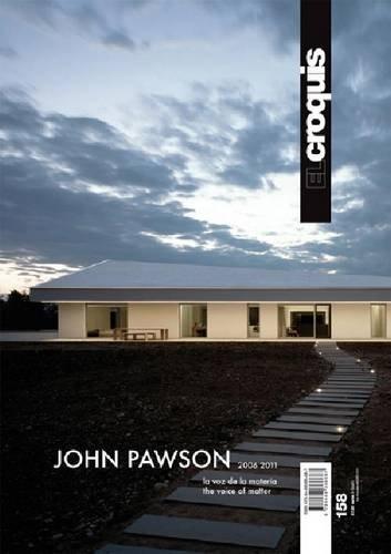 Descargar Libro John Pawson. Ediz. Inglese E Spagnola: Croquis 158 - John Pawson 2006-2011 Aa.vv.