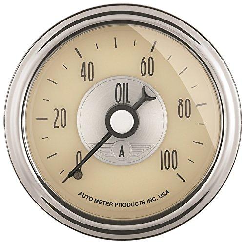 Auto Meter 2021 Prestige Antique Ivory 2-1/16